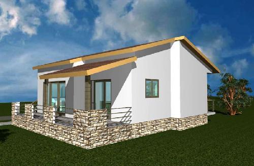 neubau energiesparhaus auf dem peloponnes 122500. Black Bedroom Furniture Sets. Home Design Ideas