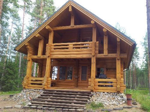 haus kaufen in ostfinnland finnland. Black Bedroom Furniture Sets. Home Design Ideas