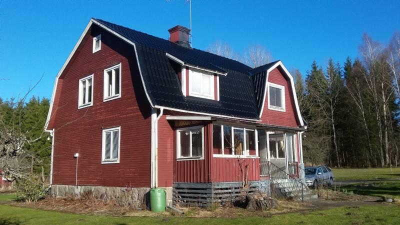 haus kaufen in smaland med oarna schweden. Black Bedroom Furniture Sets. Home Design Ideas