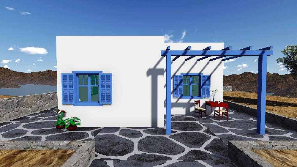 ferienhaus kaufen in attika griechenland. Black Bedroom Furniture Sets. Home Design Ideas