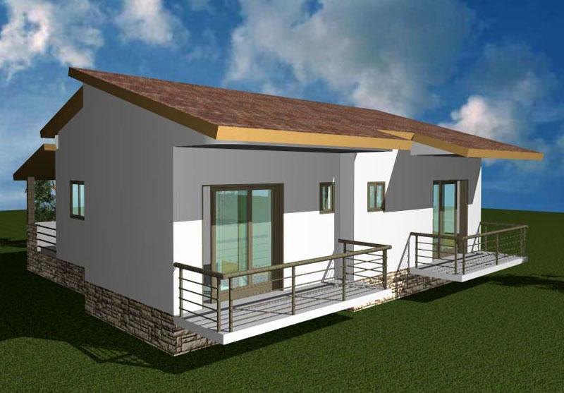 attica75 bieten wir nur auf dem festland an neubau energiesparhaus fertigbauhaus der b klasse