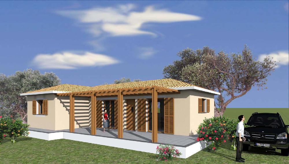 bauen sie mit uns ihr energiesparhaus in peloponnes ein neubau haus von 125 m wohnfl che. Black Bedroom Furniture Sets. Home Design Ideas