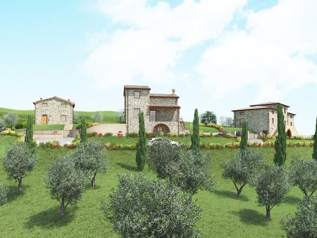 Haus Kaufen in Toskana Italien