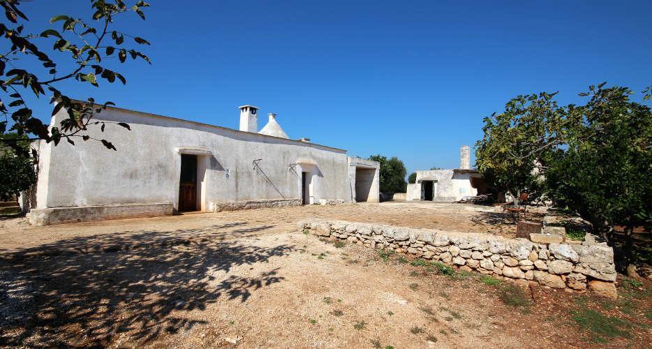 Haus Kaufen in Apulien Italien